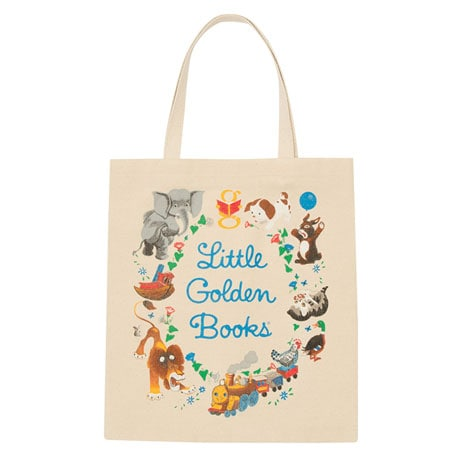 Little Golden Book Kids Tote