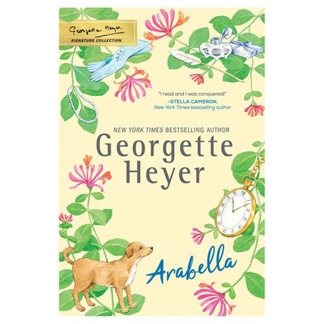 Georgette Heyer Signature Collection