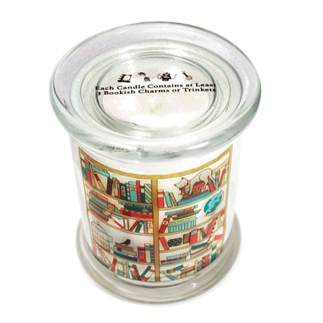 Chapters and Charms Candle