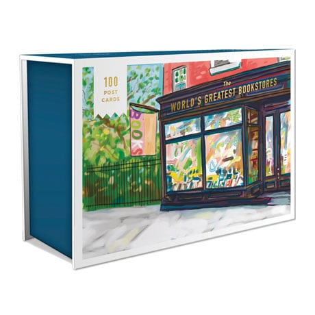 World's Greatest Bookstores Postcards