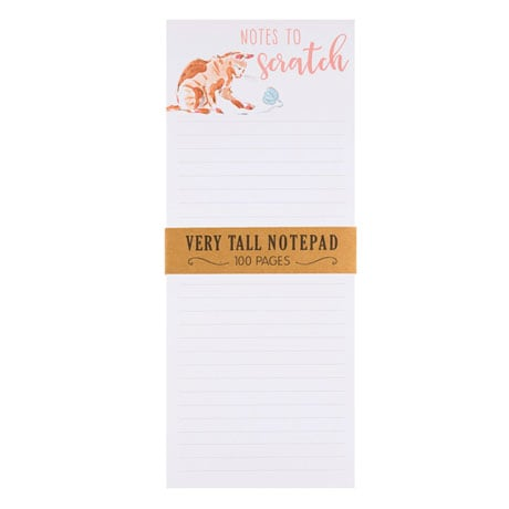 Notes to Scratch Magnetic Note Pad
