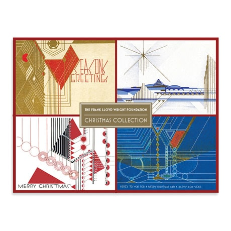 Frank Lloyd Wright Christmas Cards Collection