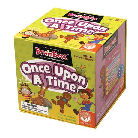 Brain Box: Once Upon a Time