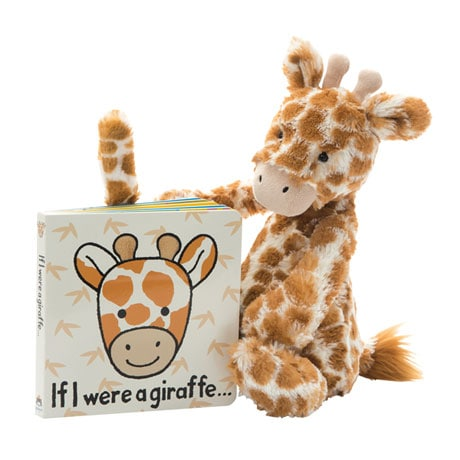 If I Were a Giraffe Board Book