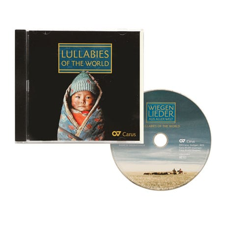 Lullabies of the World CD
