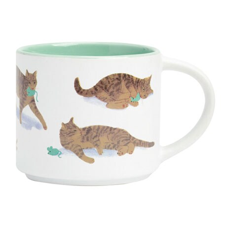 When You Love a Cat Mug