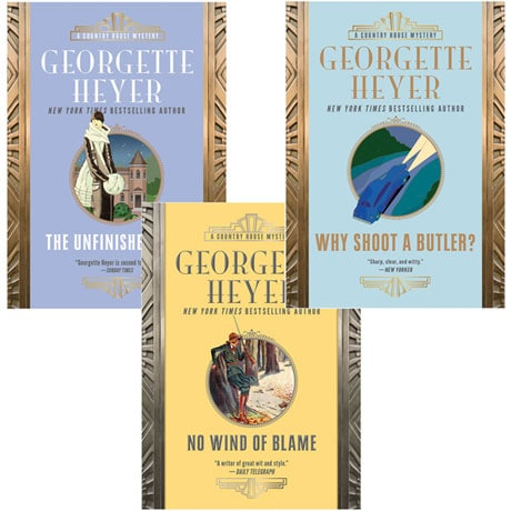 A Country House Mystery Collection