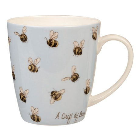 Country Crowd Mugs - Bees