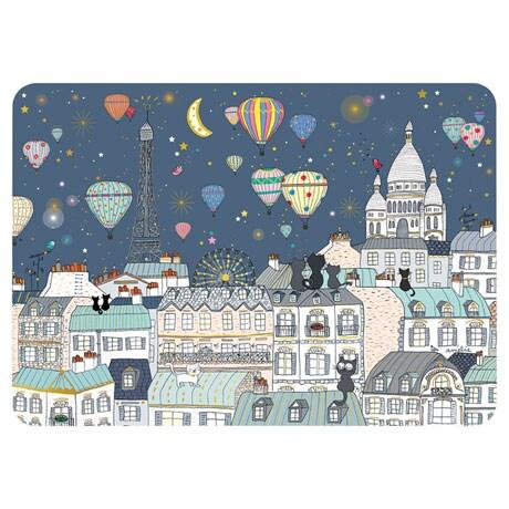 Paris at Night Placemats