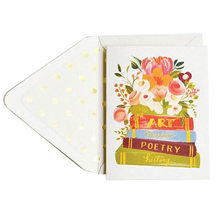 Beautiful Books Note Cards
