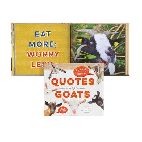 Quotes from Goats