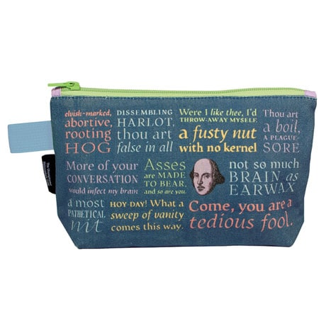 Shakespearean Insults Pouch