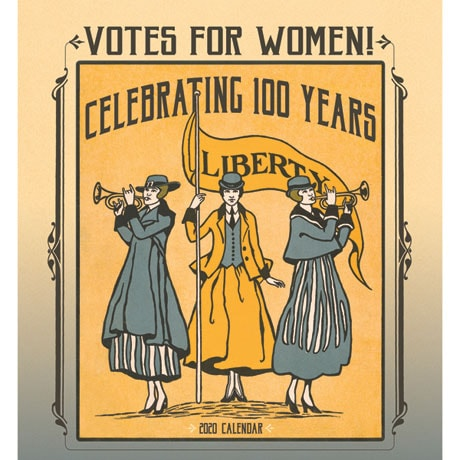 2020 Votes for Women Wall Calendar