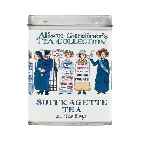 Suffragette Tea