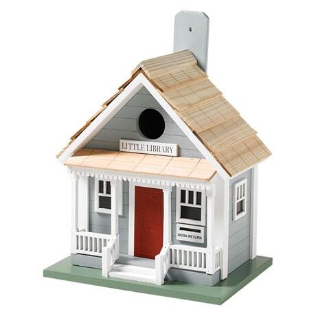 Little Library Birdhouse