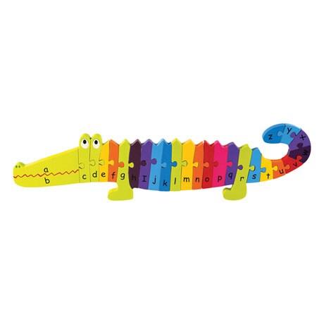 Crocodile Puzzle