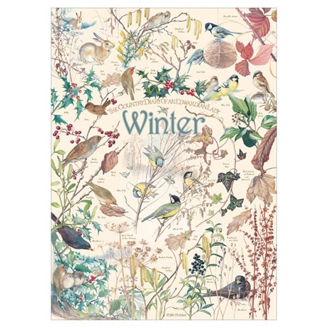 Country Diary Puzzles - Winter