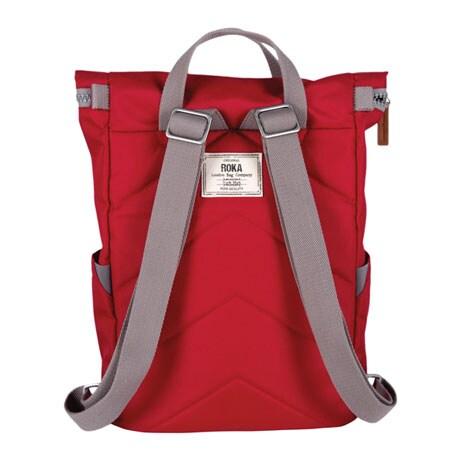 Roka London Sustainable Backpack