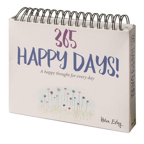 365 Happy Days Oversized Perpetual Calendar