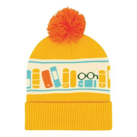 Bookish Beanies - Bookshelf