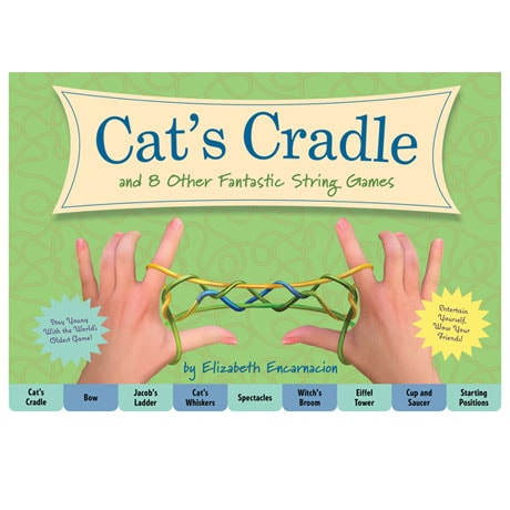 Cat's Cradle and Eight Other Fantastic String Games