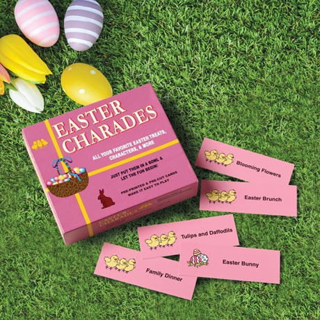Easter Charades