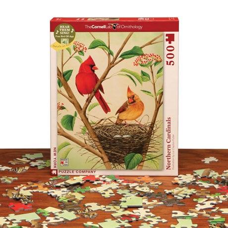 Northern Cardinals Puzzle