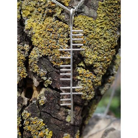 Ogham Treasures Gaelic Necklaces - Dochas (Hope)