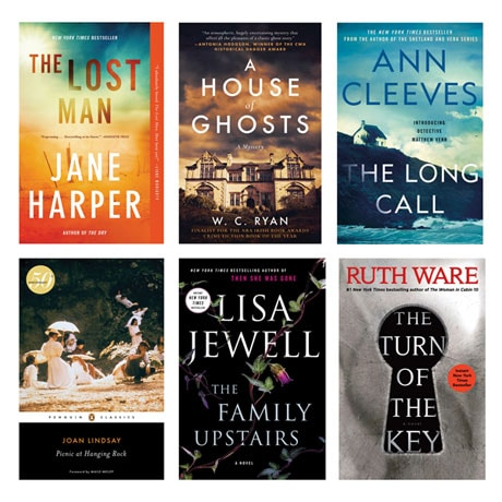 Spring Reading Collection: Mysteries