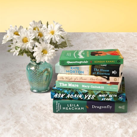 Spring Reading Collection: Novels