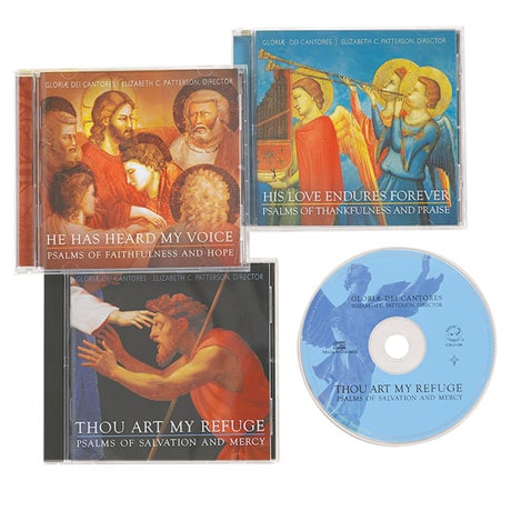 Psalms to Live By CDs