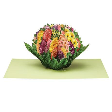 Floral Bouquet Pop-Up Cards