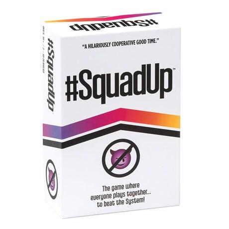 #SquadUp Game