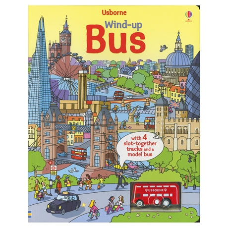 Wind-Up Bus Book