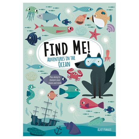 Find Me!: Adventures...in the Ocean