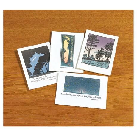 Letterpress Sympathy Cards