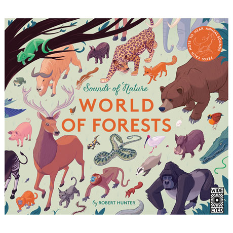 Sounds of Nature Books - World of Forests