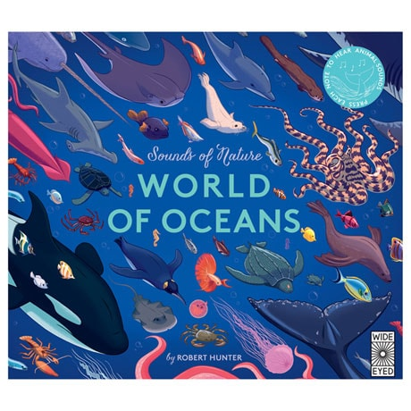 Sounds of Nature Books - World of Oceans