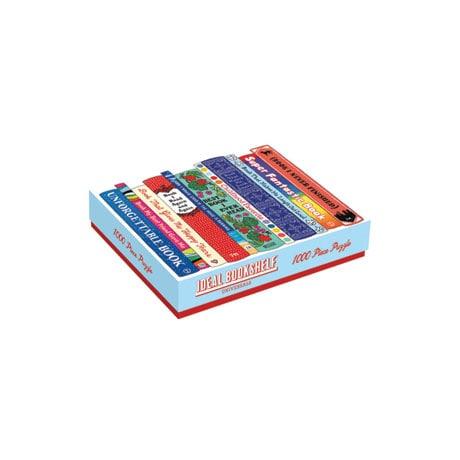 Ideal Bookshelf Puzzle