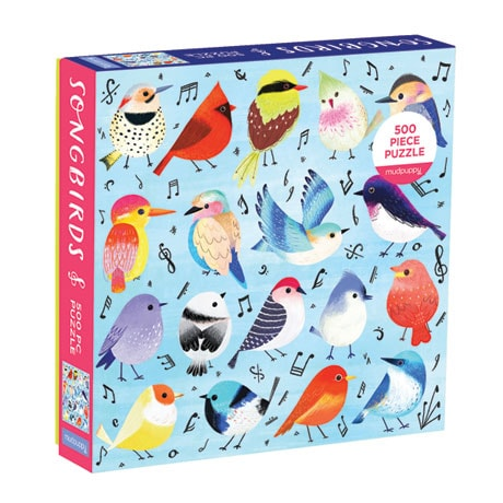 Songbirds Family Puzzle