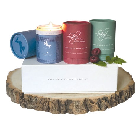 Wee Scottish Candles Collection