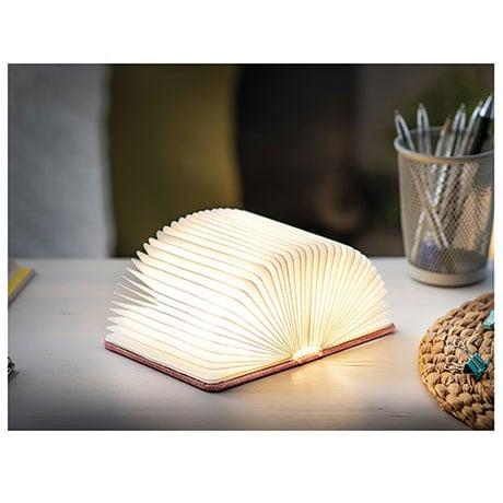 Miniature Book Lamp