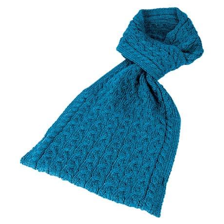 Irish Woolen Pocket Scarves