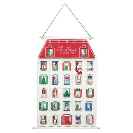 Holiday House Advent Calendar