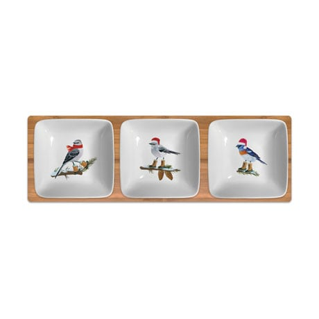 Birds in Boots Dipping Tray