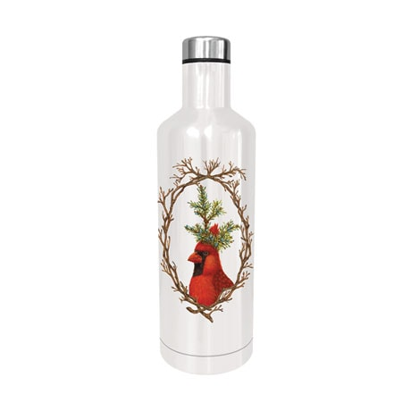 Holiday Party Water Bottle