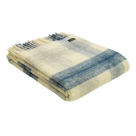 Virgin Wool Lap Blanket