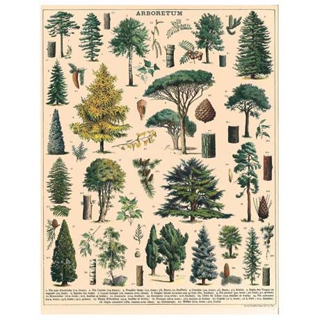 Arboretum Vintage Puzzle
