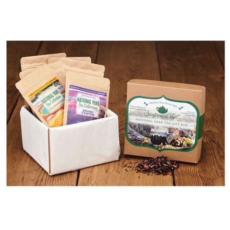 National Park Tea Gift Box