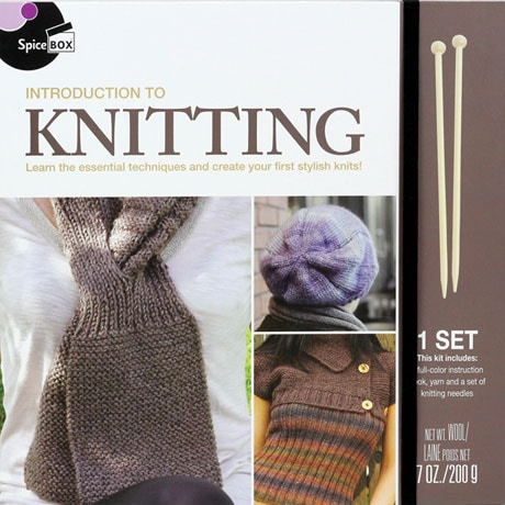 Introduction to Knitting Kit